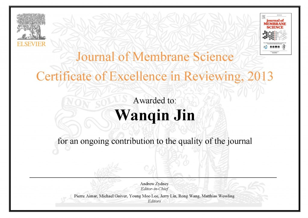 MEMSCI_Top Reviewer Certificate